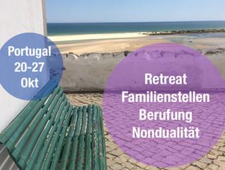 Portugal-Retreat Familienstellen Berufung Nondualität