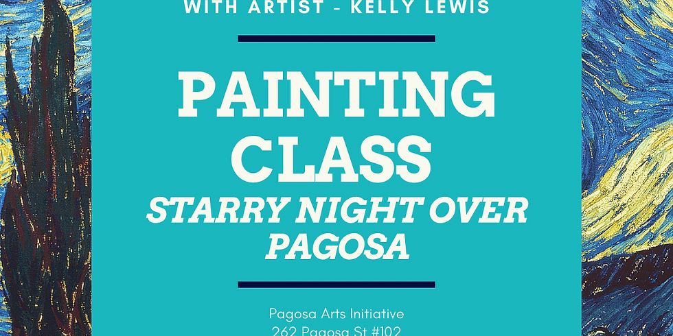 Starry Night Over Pagosa