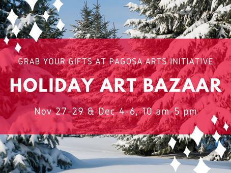 Holiday Art Bazaar
