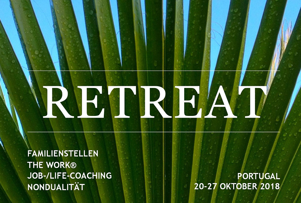Retreat Familienstellen 2018