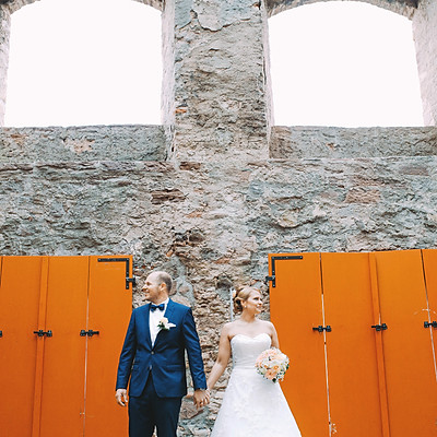 Veri & Dominik – Hochzeit