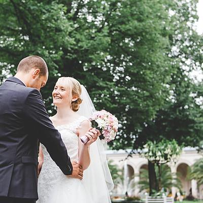 Lisa & Sascha –Hochzeit