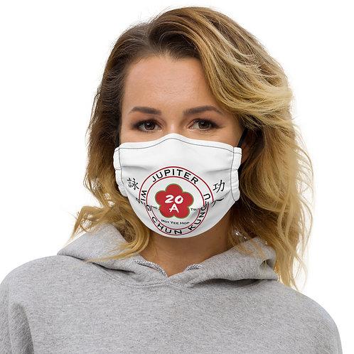 Jupiter Wing Chun Premium face mask