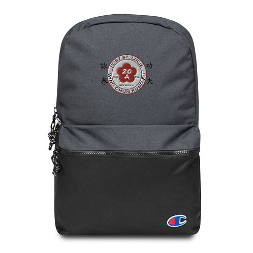 Port Saint Lucie Embroidered Champion Backpack