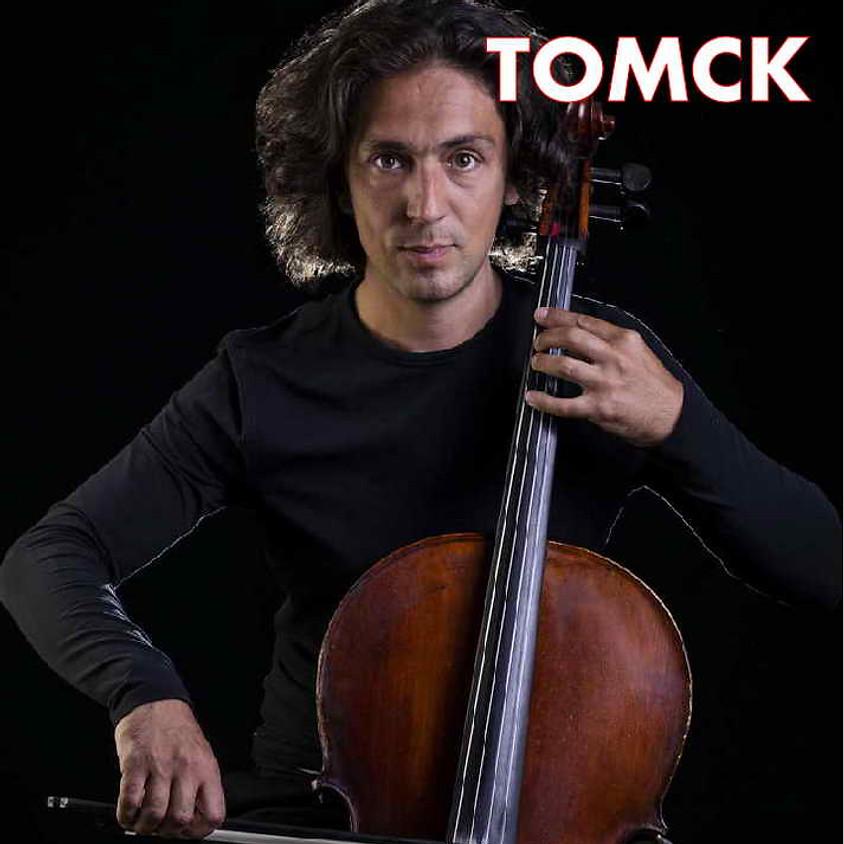 Ян Максин в Томске