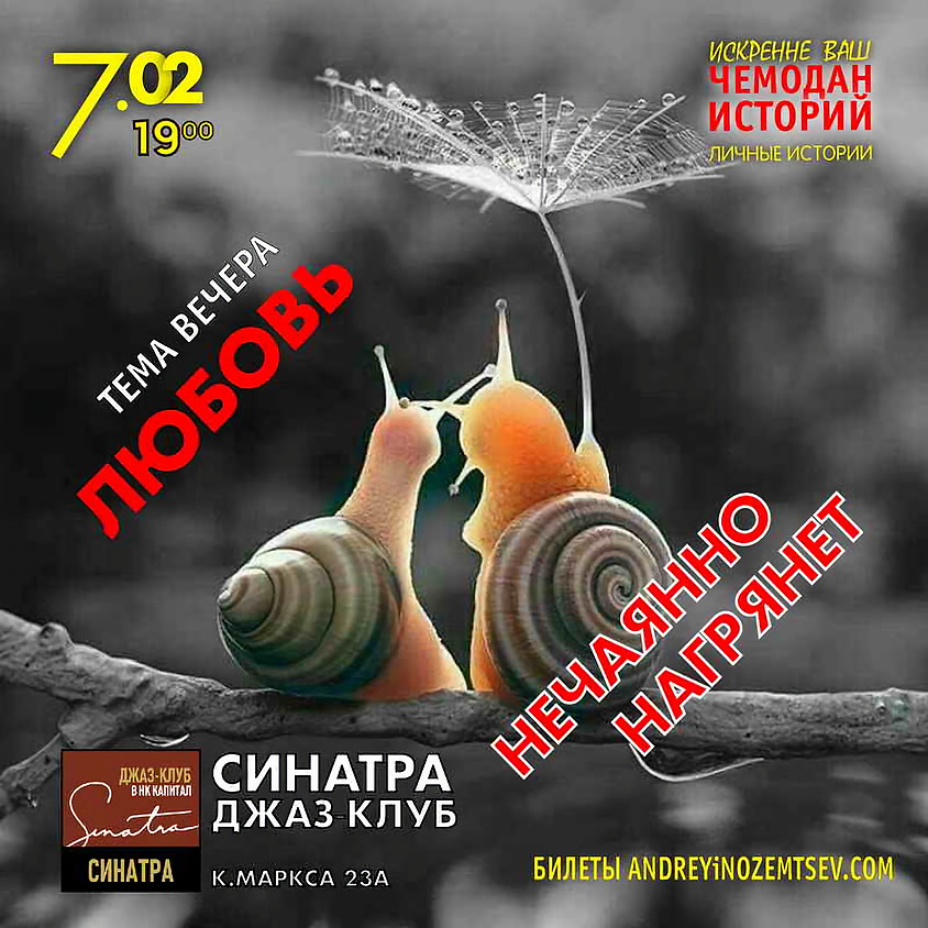 Чемодан историй Томск