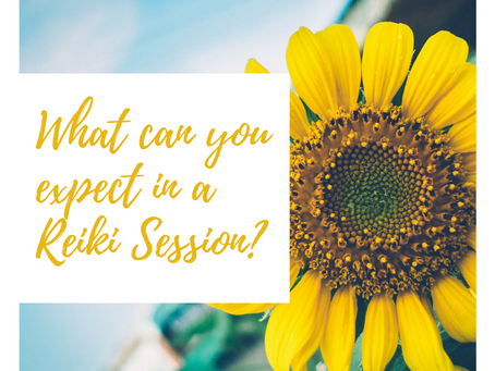 What can you expect in a Reiki Session?