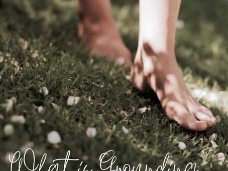 What is Grounding...