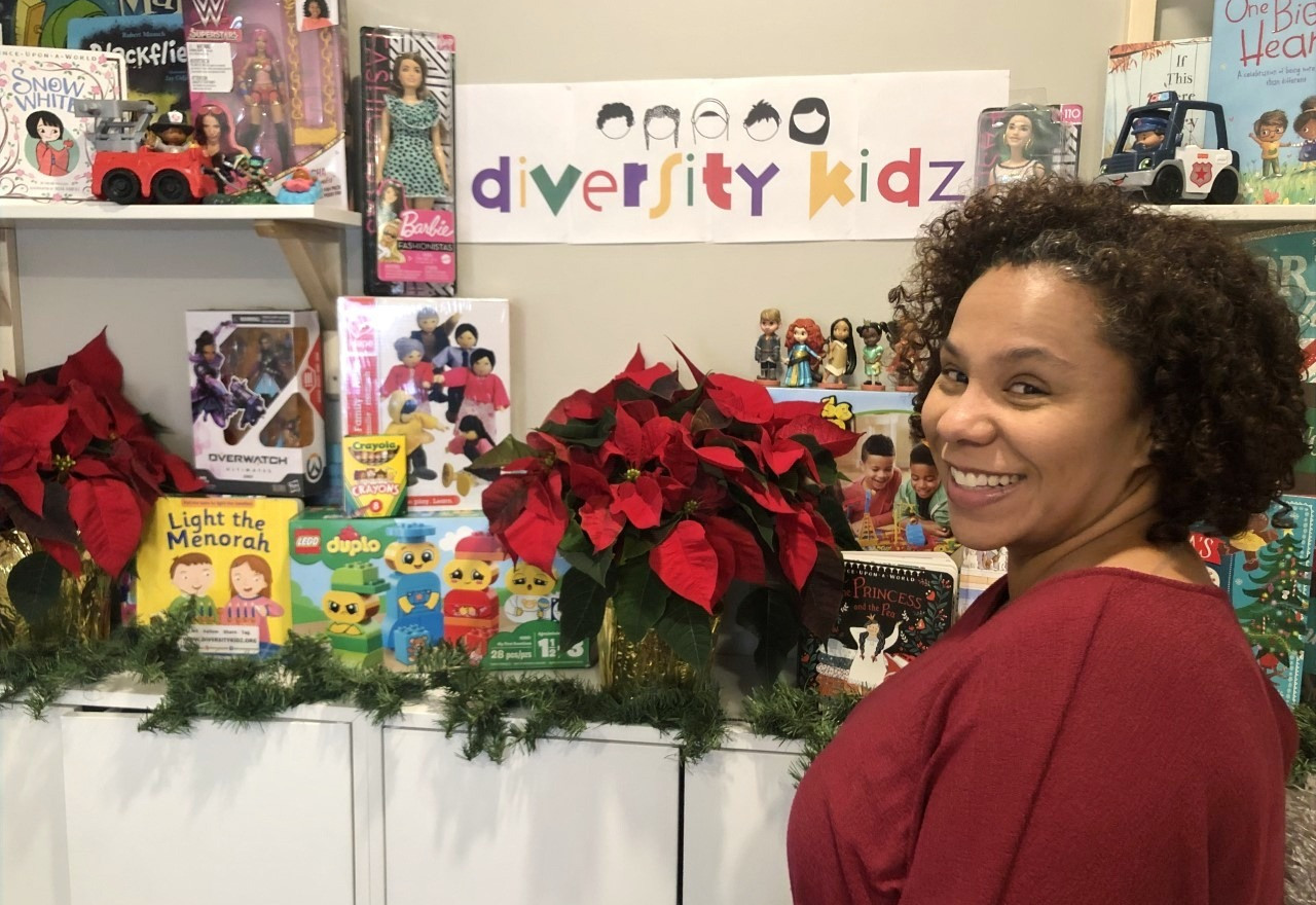 Giving gifts on inclusion and belonging