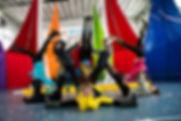 Acrobatica Circo Galleggiante La Spezia