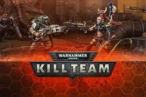 Kill Team Grand Clash Gaming Ticket