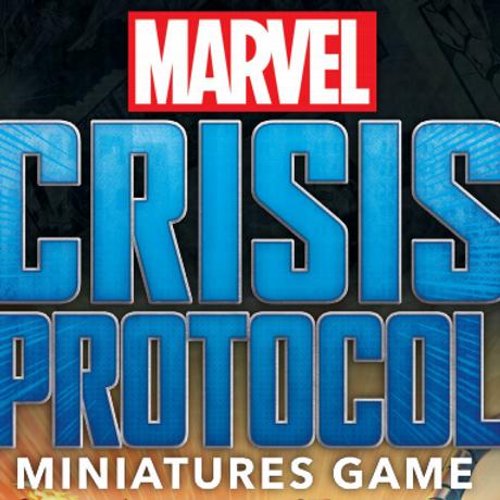 Marvel Crisis Protocol - Saturday / Sunday