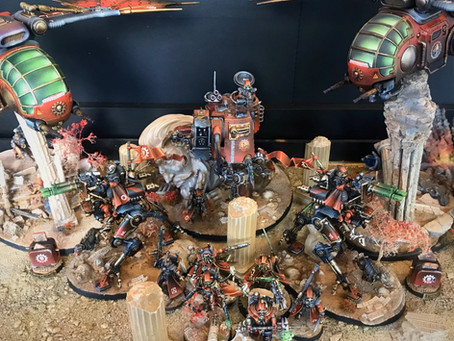 The Road to LGT with Ad-Mech, Years in the Making!