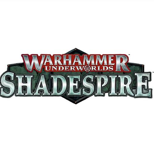 Warhammer Underworlds: Shadespire - Gaming Ticket