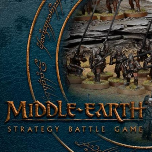 Middle Earth SBG - Gaming Ticket