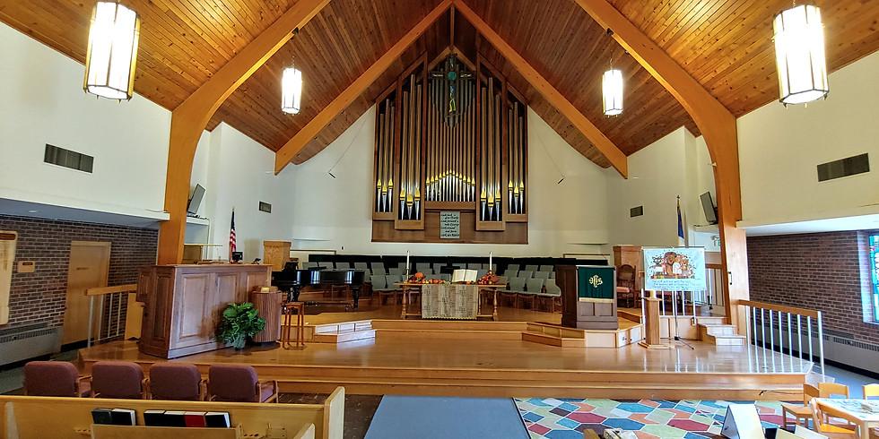 Worship Service - Online
