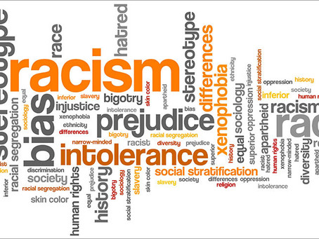 What does religion say about racism?