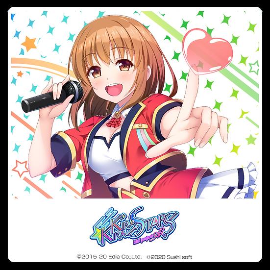 kirakira stars idol project AI「天音愛」