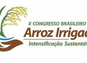 X Congresso Brasileiro de Arroz Irrigado