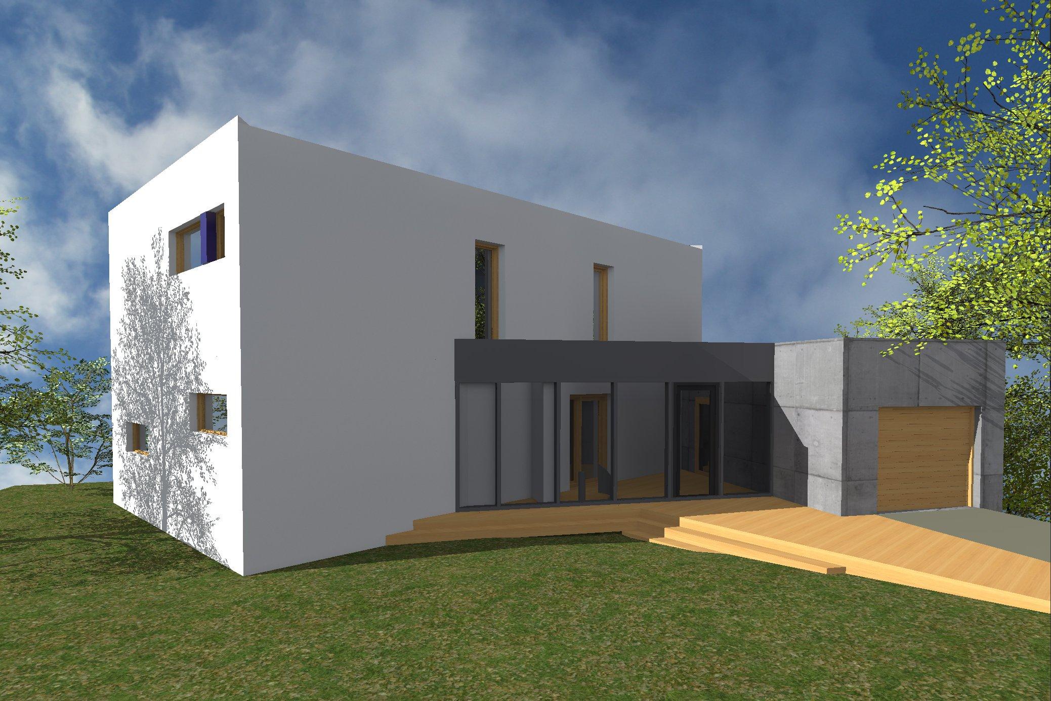 """""""domy navrhujeme přesně na míru"""""""