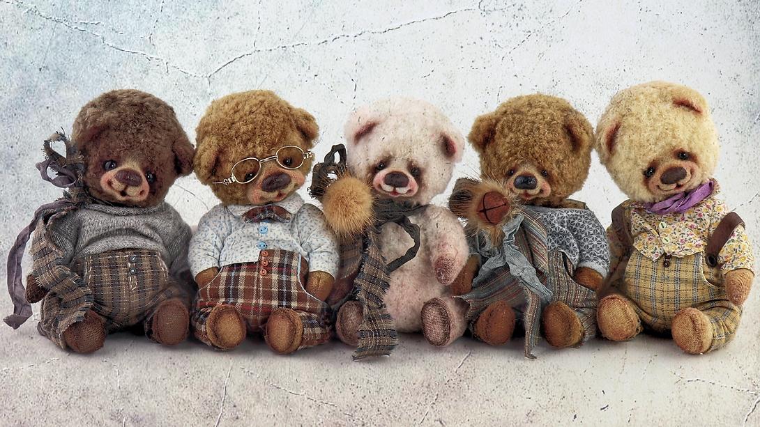 Mikkabears teddy bear tutorial