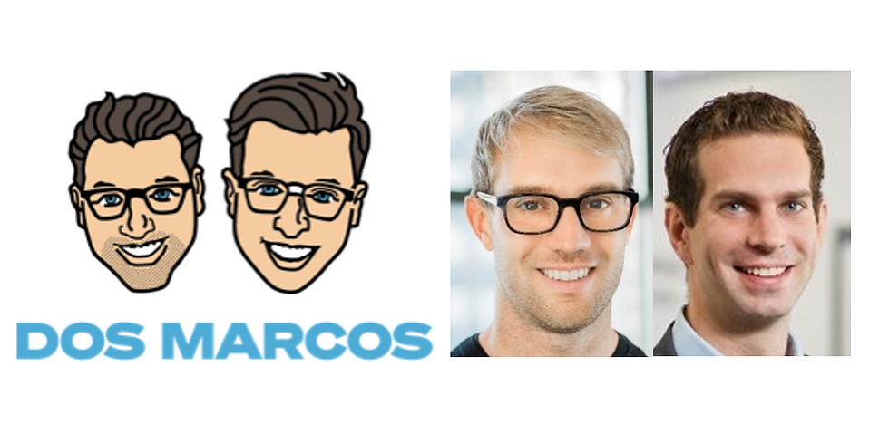 Accelerate - Nectar's Founders Reveal Their Secrets for Driving Foot Traffic- LIVE Dos Marco's Podcast - 1pm EDT