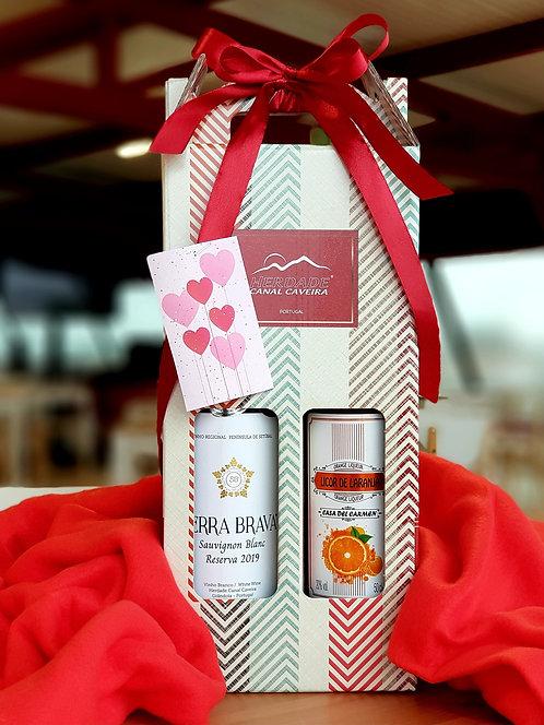 Sauvignon Blanc Reserve & Orange Liqueur