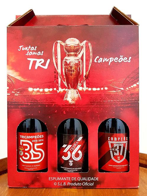 S. L. Benfica Tri Campeão