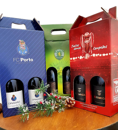Clubs Sparkling Wines