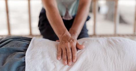 Reiki Healing - the space between healing