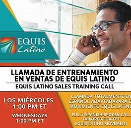 Equis Latino Calls