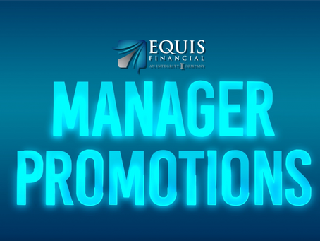 2 National Managers and 3 Regional Managers Promoted in April 2021!