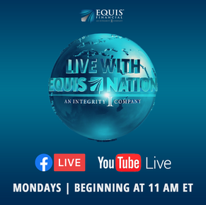 Live with Equis Nation