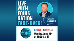 6.21.2021 - Live with Equis Nation