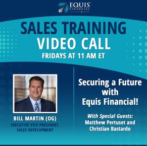 Sales Training Video Call