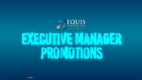 1 Executive Marketing Director and1 Regional Marketing Director Team Promoted in April 2021!