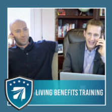 Setting a warm market appointment for a Living Benefits Presentation