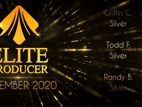 39 Elite Producers Promoted in December 2020!