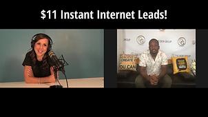 $11 Instant Internet Leads - Adam Larkins