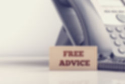 Free advising services