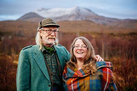 Jan and Graham, Travlels Through Time