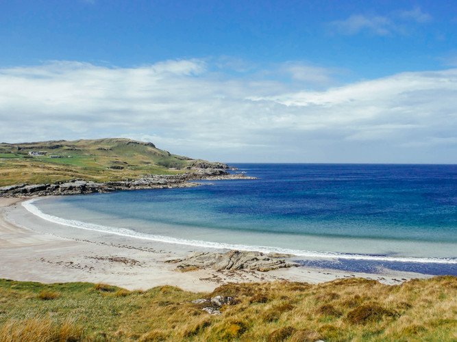 Beach at Clashnessie