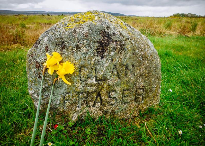 Clan Fraser Stone