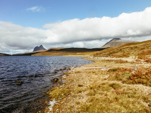 Coast to Coast ride in Scotland