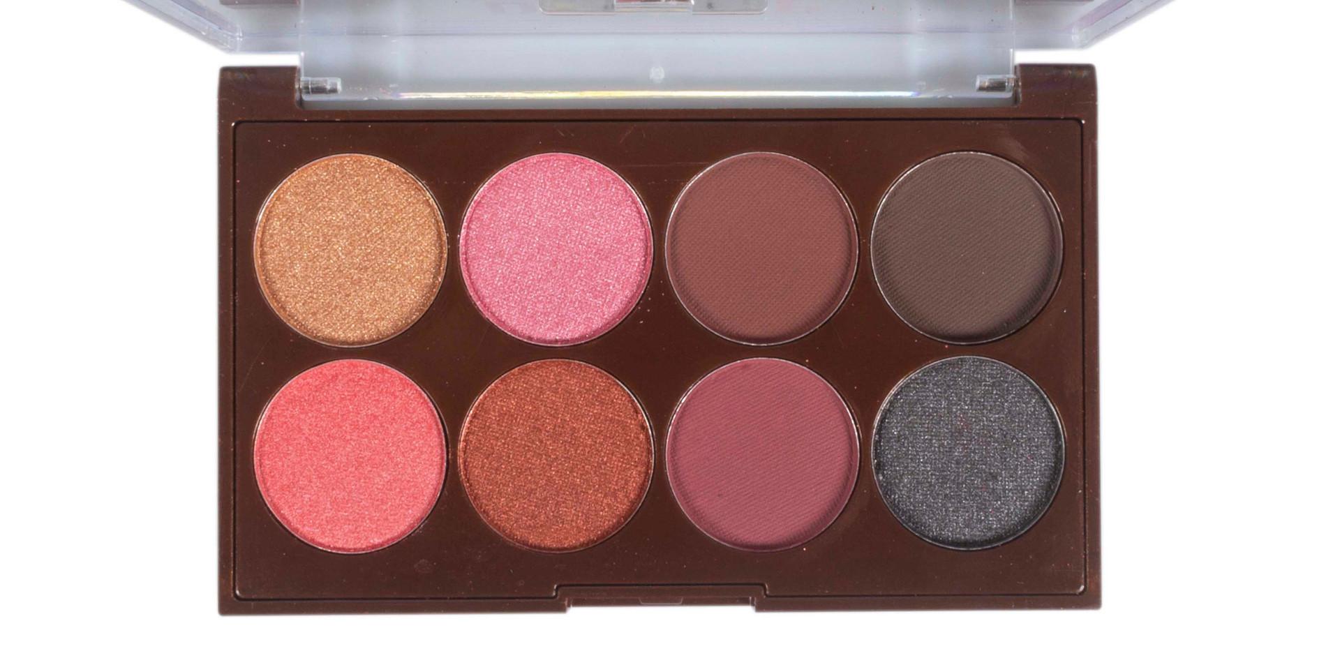 Paleta de Sombras 8 cores Dapop - HB96612 (cor 3)