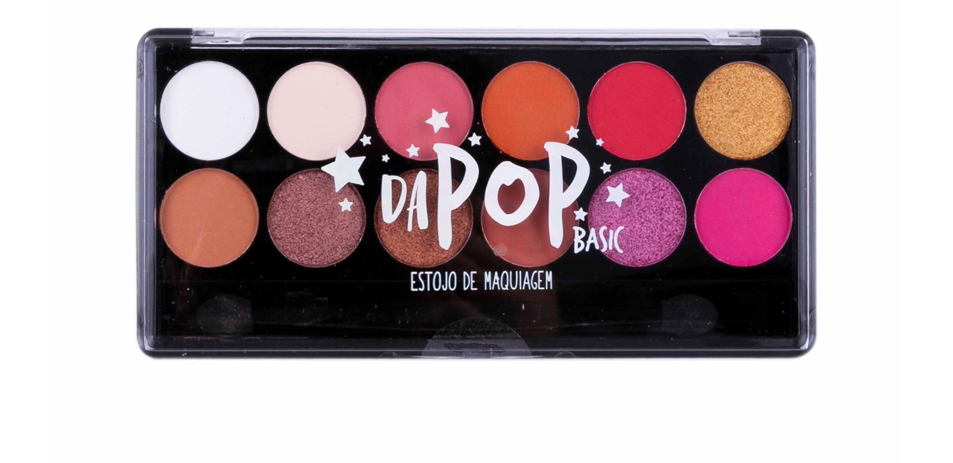 Paleta de Sombras Basic Dapop - HB96773