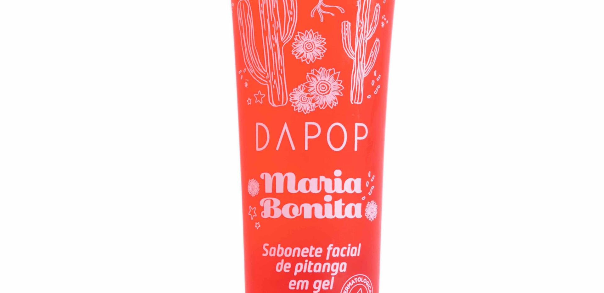 Sabonete Facial de Pitanga Dapop - DP2064