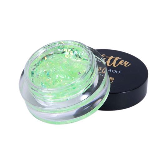 Glitter Flocado com Gel Dapop - HB96974 (cor 3)
