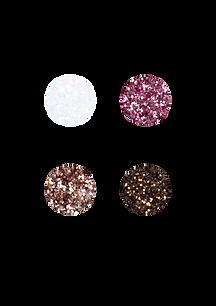 Glitter Prensado Dapop Cores - HB96972