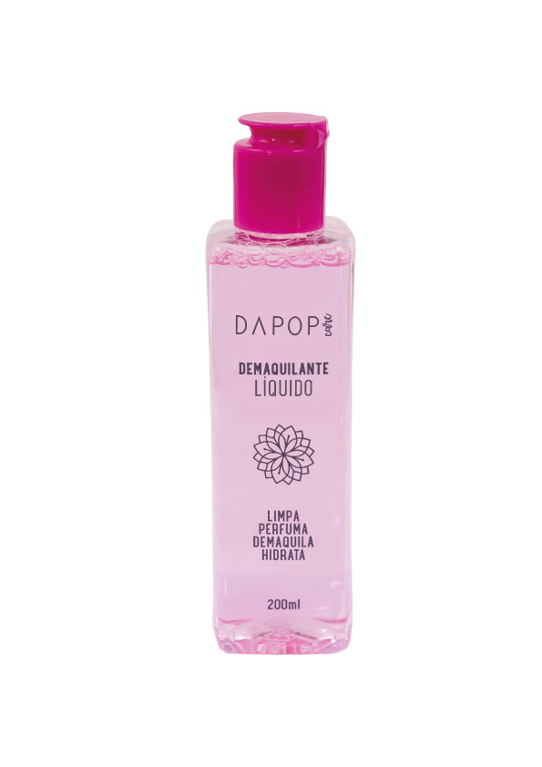 Demaquilante Líquido Dapop - DP2063